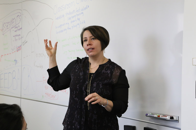 Cassandra Horii Caltech Center for Teaching, Learning and Outreach | Innovation