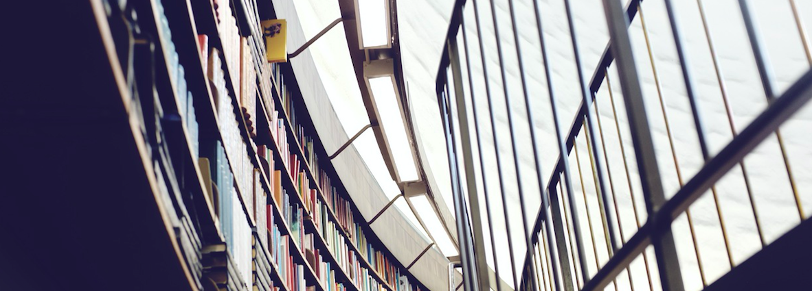 higher ed library